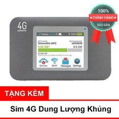 (Cực Rẻ) Bộ Phát Wifi 4G Netgear Aircard 782S Hàng Mỹ Tốc Độ Cao
