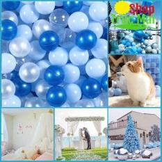 100 bóng nhựa Holla loại đẹp, CÓ VIDEO BÓNG SIÊU CĂNG, bóng nhựa khu vui chơi an toàn cho trẻ