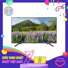 Smart Tivi Led Sony 49 inch Ultra HD 4K – Model 49X7000F (Đen) Tích hợp DVB-T2, Wifi