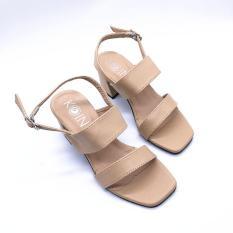 Giày cao gót phối màu CG130