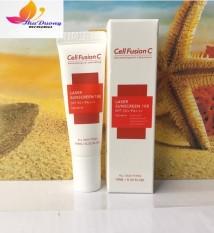 Kem chống nắng Cell Fusion C Laser Sunscreen 100 SPF50+/PA+++MẪU MỚI