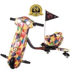 Xe điện 3 bánh thể thao thế hệ mới của Homesheel D3_BH 2 NĂM