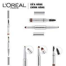 Chì kẻ mày L'Oreal Super Liner Brow Designer Pro 0.2g – Nâu Chocolate