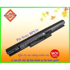 Pin Sony VGP-BPS35A ( OEM ), sản phẩm tốt đạt chất lượng cao, cam kết sản phẩm nhận được như hình và mô tả