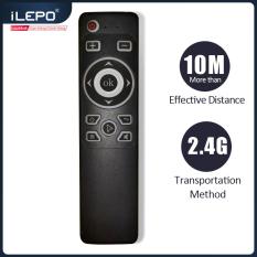 Remote chuột bay có nút học lệnh tắt mở dùng cho tivi android và tivi box remote tivi kết nối wireless 2.4 GHZ giá siêu rẻ dễ dàng sử dụng bảo hành 12 tháng MT3 remote