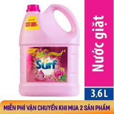 Nước giặt Surf cỏ hoa diệu kỳ 3.8kg