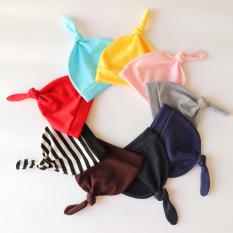 Mũ cho bé trai và bé gái sơ sinh thắt nút đẹp nhiều màu chất liệu và thiết kế thông minh đảm bảo an toàn cho trẻ sử dụng có độ bền cao cam kết như hình