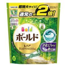 Túi 30 viên giặt Gel Ball nội địa Nhật Bản