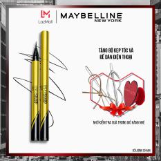 [TOP BÁN CHẠY] Bút Kẻ Mắt Nước Sắc Mảnh Maybelline New York Hyper Sharp Liner Đen 0.5g