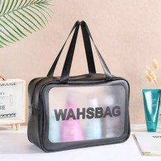 Túi đựng mỹ phẩm, đồ trang điểm chống thấm nước tiện dụng loại đẹp LX0092