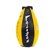 Vỏ bao cát hình trái bầu ( giọt nước/quả lê) đai dù hãng Fairtex cao cấp 1m – 1 lớp da dày