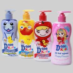 Sữa tắm gội toàn thân Dnee Kids 400ml dành cho bé từ 3 Tuổi trở lên (Thái lan)