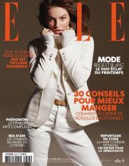 Tạp chí Elle (Pháp) – 12 Avril 2019