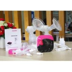 Bộ 2 bình máy hút sữa Deluxe đầy đủ không có thân máy núm ty cáp sạc dây hút, chất lượng đảm bảo an toàn đến sức khỏe người sử dụng, cam kết hàng đúng mô tả