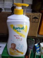 Sữa Tắm Em Bé Kareal