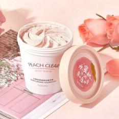 Kem Tẩy Da Chết Body Đào Peach Clear 200ML