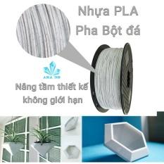 Nhựa in 3d PLA pha bột đá cẩm thạch siêu mịn chất lượng cao
