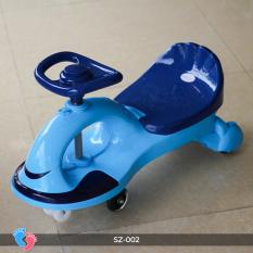 Xe lắc có nhạc cho bé BABY PLAZA SZ-002