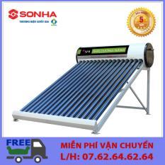 Máy nước nóng năng lượng mặt trời Thái Dương Năng Eco Plus 58 – 14 ống