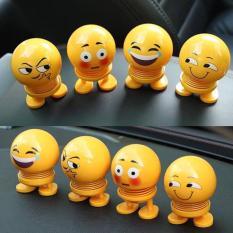 # HOT TREND # Mặt cười gắn lò xo nhún nhảy trang trí taplo xe hơi (ô tô) – Mặt cười Balody – Mặt cười + Emoji lò xo vui nhộn + Giao hình ngẫu nhiên