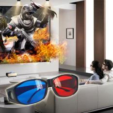 Kính 3d red Blue xem phim trên tivi, laptop Sunha, xem phim 3d trên điện thoại, laptop, tivi SUHA5239