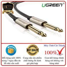 Dây âm thanh 6.5mm mạ vàng dài 2M UGREEN AV128 10638
