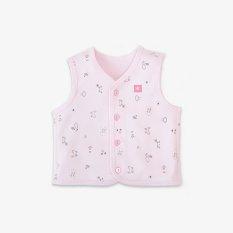 Áo gile 2 lớp mèo mây hồng – miomio – dành cho bé từ 0-24 tháng, cam kết hàng đúng mô tả, chất lượng đảm bảo an toàn đến sức khỏe người sử dụng