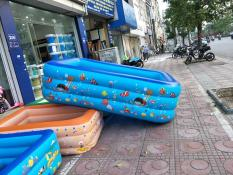 Bể bơi Summer Baby 255*180*70cm tặng kèm bơm điện 2 chiều