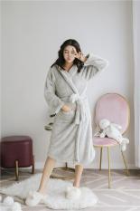 Áo Choàng Tắm Cho Nữ Chất Bông Tuyết Mềm Mại CDCT01