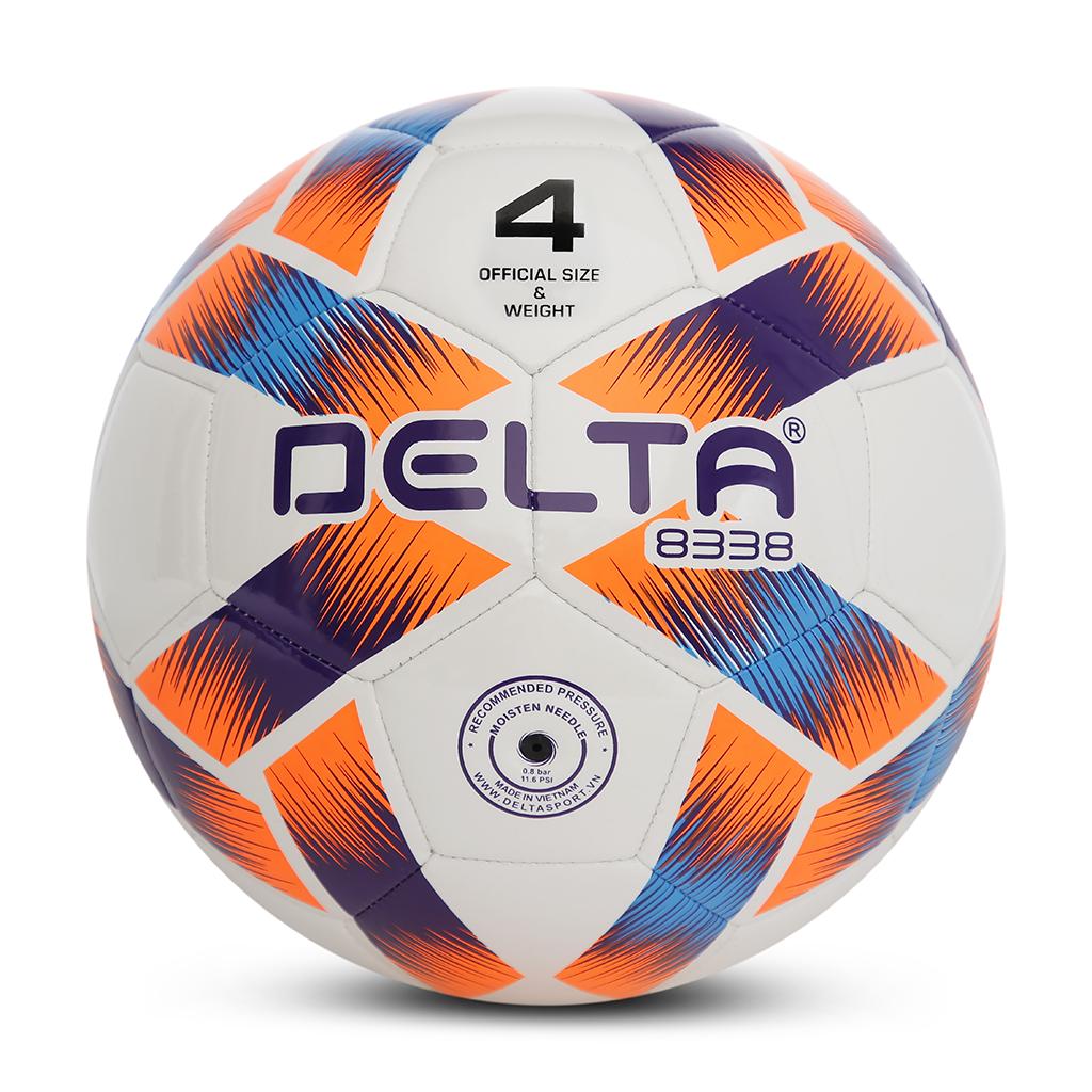 Bóng may máy Delta 6701-4M – Tặng kim bơm và lưới đựng bóng