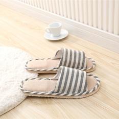 Dép vải đi trong nhà, văn phòng Kẻ sọc – DV.SOC.01 – co giãn tốt và chống thấm nước
