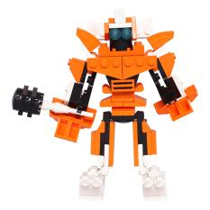 Đồ Chơi Lắp Ráp Sunstorm Transformer Fighter 3in1 Lele Brother 8273 (165 Mảnh Ghép)