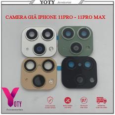 Kính Camera Lồi Có Lỗ Flash – Dán Bảo Vệ Camera IPHONE X/XS/XsMax Độ Cam Lên IPHONE 11PROMAX