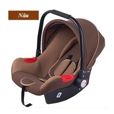 Ghế an toàn cho trẻ em 0-12 tháng chế độ giỏ, chế độ xe ô tô, chế độ nôi nhiều màu sắc
