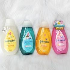 [HCM]Sữa tắm gội toàn thân Johnson Baby 200ml
