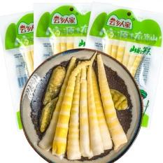Măng trúc cay giòn đặc sản Tứ Xuyên 100gr- Đồ ăn cao cấp Bestore Foody