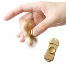 Đồ chơi con quay hồi chuyển Hand Spinner, 2 cánh đồng, giảm stress, căng thẳng, lo âu và bồn chồn – OT0552