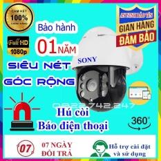 Camera wfi 360 CARECAM Full HD 2MP, báo đọng chính xác 90% đàm thoại 2 chiều