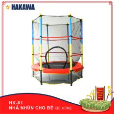 Nhà nhún nhảy cho bé KID HOME HAKAWA HK-01 – Bảo hành 2 năm chính hãng – Trọng tải 90kg