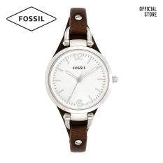 Đồng hồ nữ FOSSIL dây da Georgia ES3060 – màu nâu