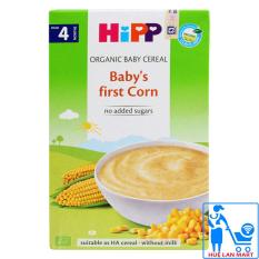 Bột Ăn Dặm Dinh Dưỡng HiPP Baby's first Corn (Bột Ngũ Cốc, Bắp Non) Hộp 200g (Cho trẻ từ 4 tháng tuổi)