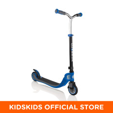 Xe trượt scooter GLOBBER FOLDABLE FLOW 125 – Đen/Xanh da trời