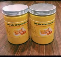 combo 2 hũ tinh bột nghệ vàng nguyên chất