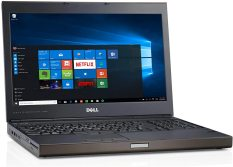 Laptop máy trạm Dell Precision Workstation M4800 Core i7-4800QM, 8gb Ram, 256gb SSD, VGA Quadro K1100M, 15.6inch Full HD