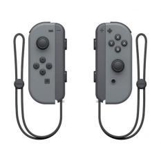 Tay cầm Nintendo Switch Joy‑Con Gray – Hàng Nhập Khẩu