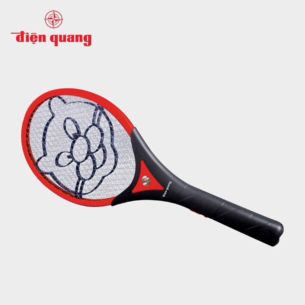 Vợt muỗi Điện Quang ĐQ EMR01 BLR (Đen – Đỏ)