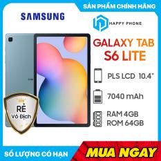 [Trả góp 0%] Máy Tính Bảng Samsung Galaxy Tab S6 Lite (4GB/64GB) – Hàng Chính Hãng, Mới 100%, Nguyên Seal | Bảo hành 12 tháng