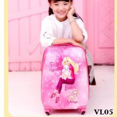 Vali kéo trẻ em nhiều hình ngộ nghĩnh dành cho cả bé trai và bé gái VL05
