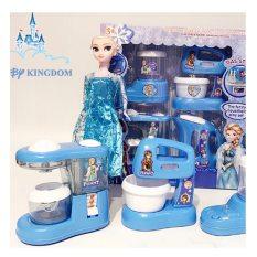 Bộ Đồ Gia Dụng Mini Elsa