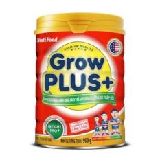Sữa Nuti Growplus đỏ 900g